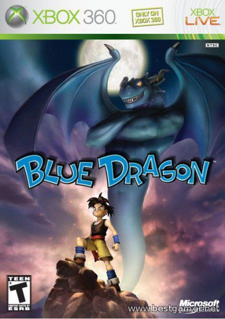 [XBOX360] Blue Dragon [Region Free / ENG]