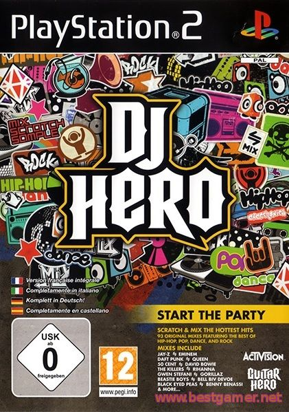 DJ Hero [ENG|PAL]