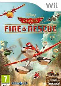 (Wii)Disney Planes: Fire And Rescue