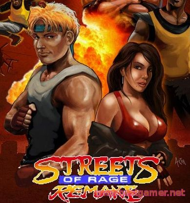 Streets Of Rage Remake v5.1 + 67(mods)