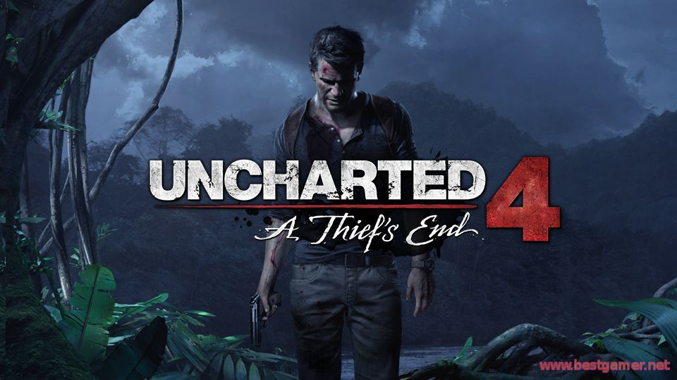 Uncharted 4: A Thief's End Gameplay Video - 2014