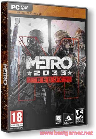 Metro: Last Light - Redux [2014,RUS(MULTI), L] GOG