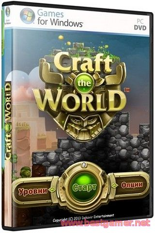Craft The World [v 1.0.008] (2013) PC | RePack