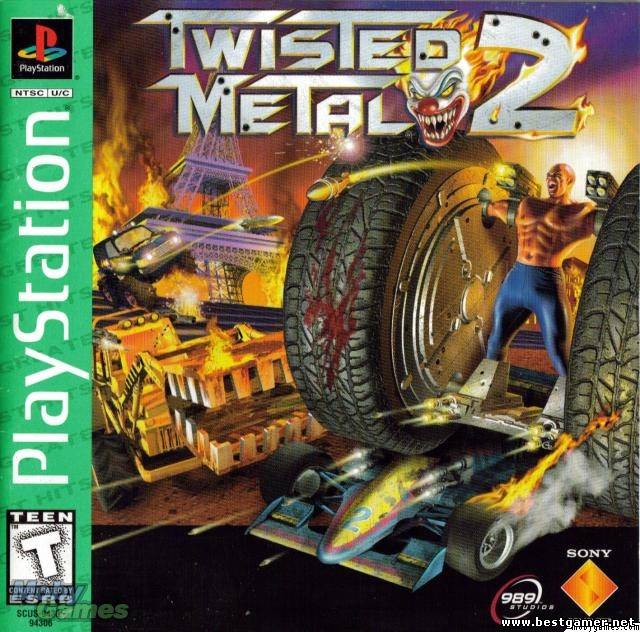 PS Twisted Metal 2: World Tour RUSNTSCArchive