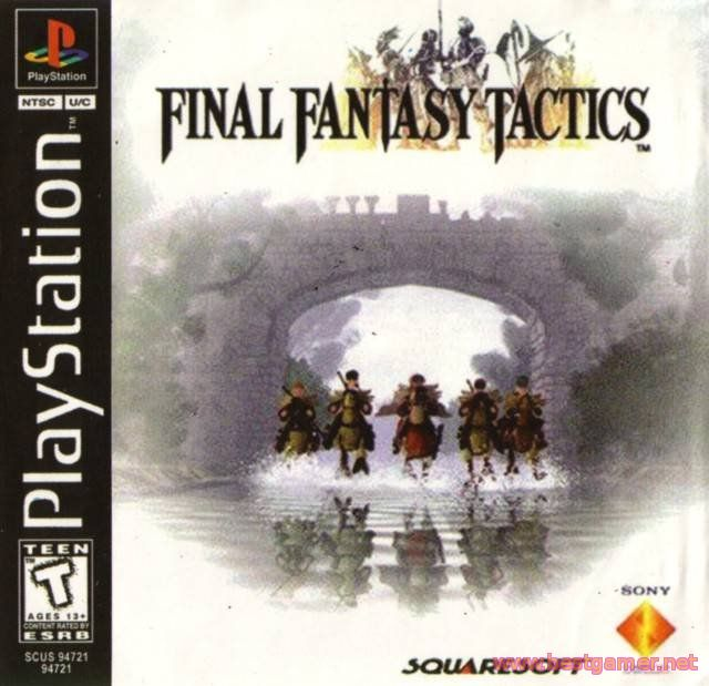Final Fantasy Tactics (1998) [SCUS-94221][AleksTir v0.2]