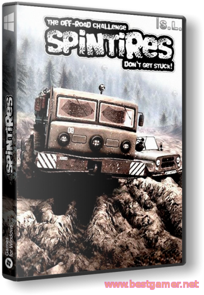 Spintires [Build 23.10.15] (2014) PC | Steam-Rip