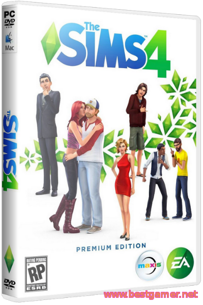 The Sims 4: Deluxe Edition [v 1.7.65.1020] (2014) PC | RePack от xatab