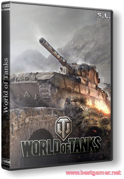 Мир Танков / World of Tanks [v.0.9.8.30] (2014) PC | RePack