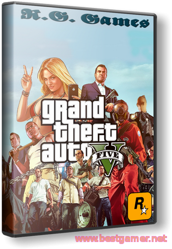 Grand Theft Auto V (2015) [Ru/Multi] (1.0.350.2/u5) Repack R.G. Games