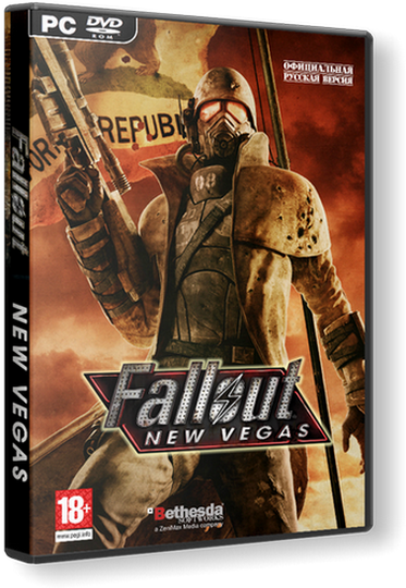 Fallout New Vegas - Extended HD Edition Bethesda Softworks RUSENG RePack