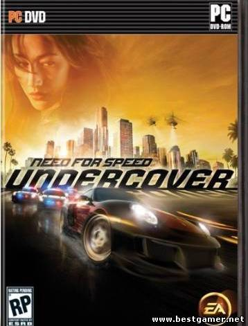 Need for Speed: Undercover (Lossless RePack) от R.G Механники