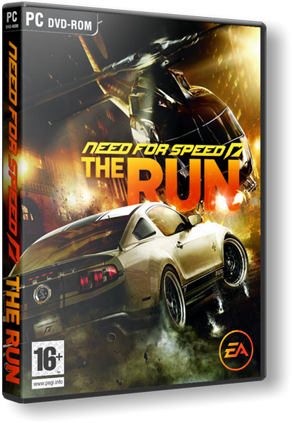 Need for Speed: The Run Limited Edition Electronic Arts RUS RePack