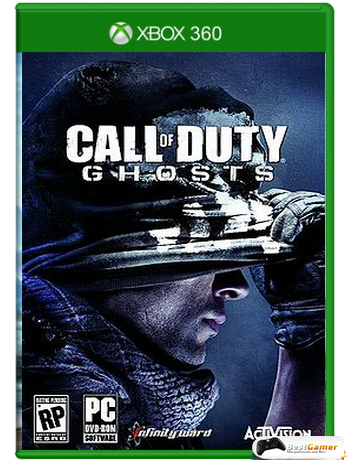 [XBOX360] Call of Duty: Ghosts [PAL/ENG] LT+3.0