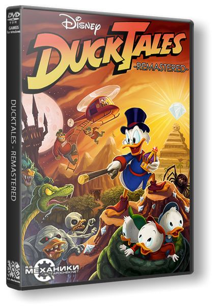 DuckTales: Remastered (2013) РС | RePack от R.G. Механики