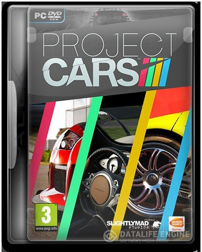 Project CARS GOLD + DLC (Multi9)(RePack)от R.G.BestGamer.net