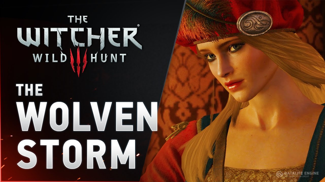 The Witcher 3: Wild Hunt - The Wolven Storm - Priscilla's Song (multilanguage)