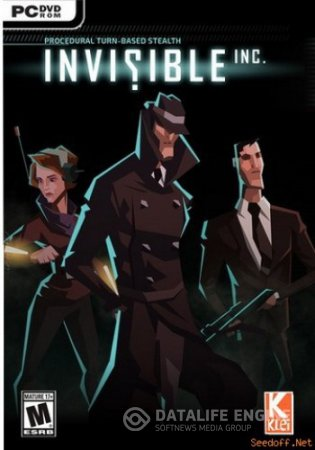 Invisible, Inc. [2015, RUS/ENG, L]
