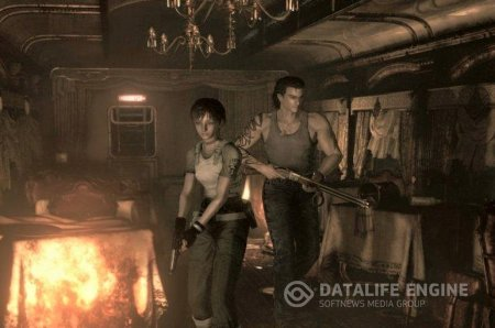 Переиздание Resident Evil Zero remaster-2016 выход PC, PlayStation 3, PS4, Xbox 360 and Xbox One