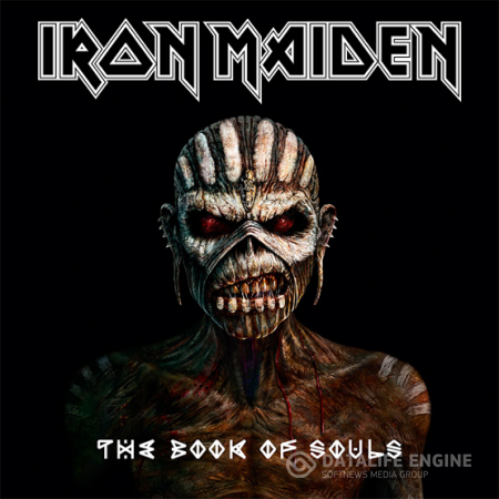 Iron Maiden - The Book of Souls (2015) FLAC