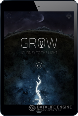 GROW?JOURNEY TO THE LIGHT (1.0.1) [Аркада, iOS 6.0, Eng]