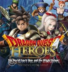 Dragon Quest Heroes: Slime Edition [2015, ENG, L] RELOADED