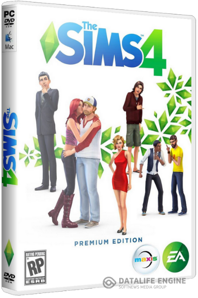 The SIMS 4 (RUS|ENG) [RePack] от R.G. Механики