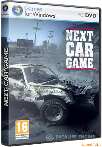 Next Car Game: Wreckfest [2014, ENG, Alpha/Steam Early Access] 3DM