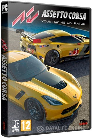 Assetto Corsa [v 1.4.3] (2013) PC | Steam-Rip от Let'sPlay