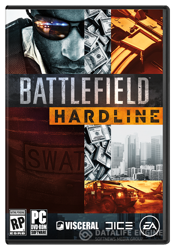 Battlefield Hardline: Digital Deluxe Edition RePack от xatab [2015, Action (Shooter) / 3D / 1st Person]