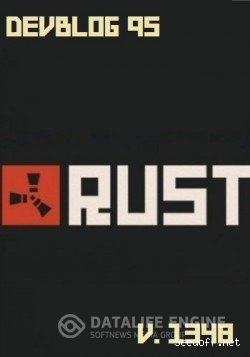 Rust [v1353] (2014) PC | RePack от R.G. Alkad
