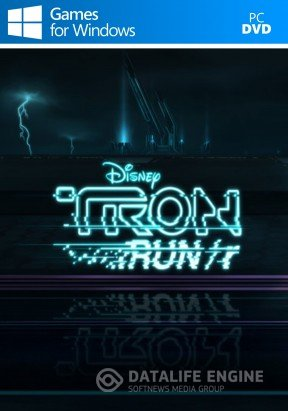 TRON RUN/r (Disney Interactive Studios) (ENG) [L]