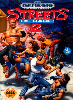 Streets of Rage 2 [USA/EUR/ENG]