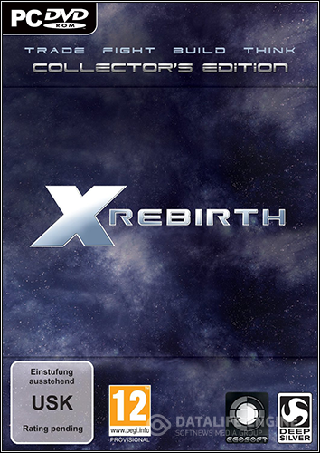 X Rebirth: Collector's Edition [v 4.0 + 2 DLC] (2013) PC | Repack от FitGirl