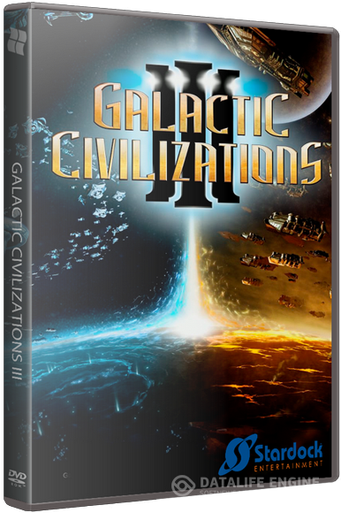 Galactic Civilizations III [v 1.8 + 8 DLC] (2015) PC | RePack от FitGirl