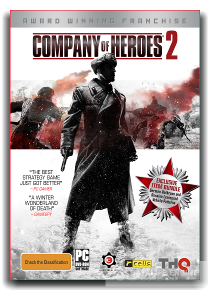 Company of Heroes 2: Master Collection [v 4.0.0.23142 + DLC's] (2014) PC | RePack от =nemos=