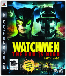 Watchmen: The End Is Nigh. Parts 1 and 2 (2009) [PS3] [EUR] 2.60 [Cobra ODE / E3 ODE PRO ISO] [License] [En]