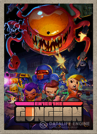 Enter The Gungeon: Collector's Edition [1.0.6] (2016) PC | RePack