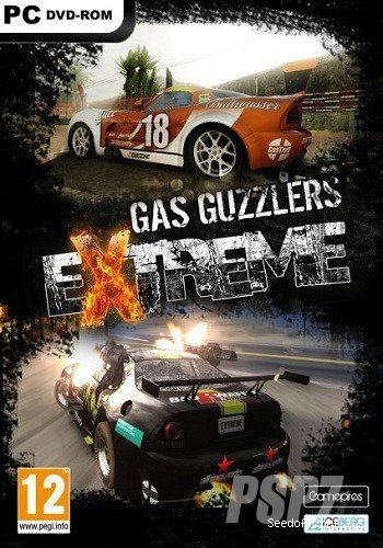 Gas Guzzlers Extreme Gold Pack [2013, RUS(MULTI), L] PROPHET