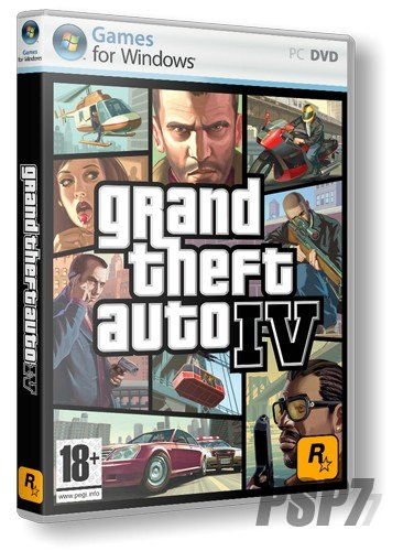 Grand Theft Auto IV - Complete Edition [v 1070-1120] (2010) PC | Repack