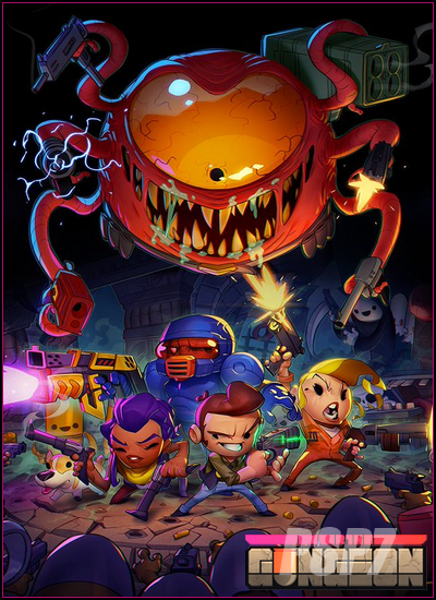 Enter The Gungeon [v 2.1.6] (2016) PC | Лицензия