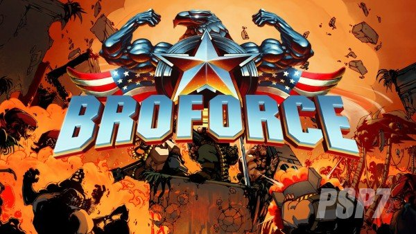 Broforce + The Expendabros [RePack] [2015|Eng]