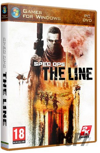 Spec Ops: The Line - v1.0. (2012) [Native] [Intel] [K-ed] [RUS] [ENG]
