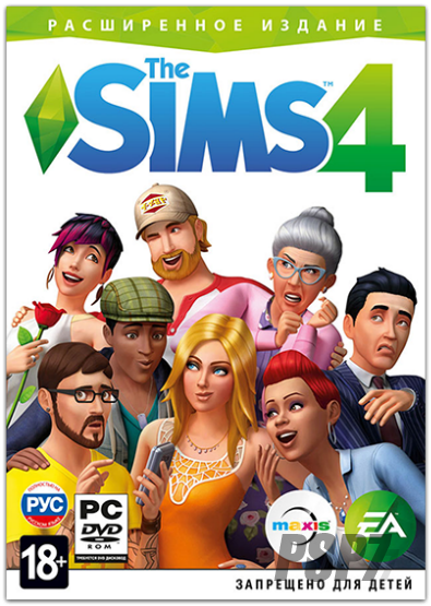 The Sims 4: Deluxe Edition [v 1.29.69.1020] (2014) PC | RePack от qoob