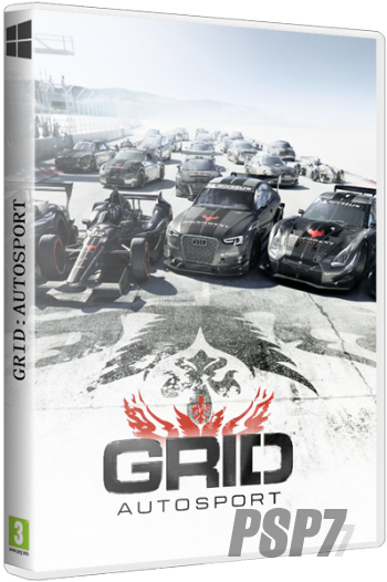 GRID Autosport - Black Edition [2014, RUS(MULTI), Repack] от R.G. Catalyst