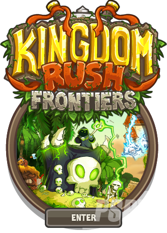 Kingdom Rush Frontiers (Ironhide Game Studio) (ENG) [L]