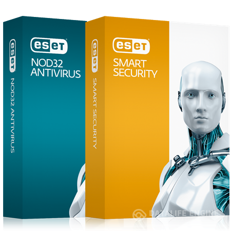 ESET Smart Security + NOD32 Antivirus 9.0.386.1 Repack by SmokieBlahBlah