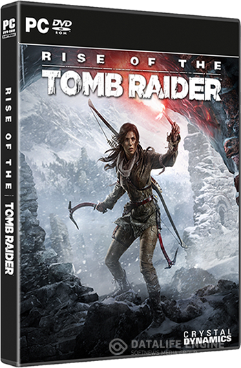 Rise of the Tomb Raider. Digital Deluxe Edition (RUS,ENG|RUS,ENG) [RePack] от Decepticon