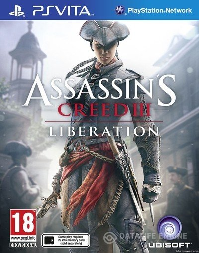 Assassin's Creed III: Liberation / Assassin's Creed 3: Liberation [PSVita] [EUR] 3.60