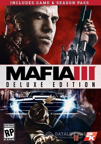 (Patch) Mafia III (Update v1.01 Hotfix)-RELOADED