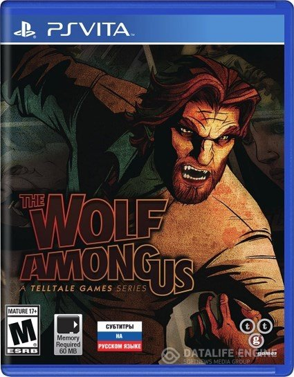 The Wolf Among Us (2014) [PSVita] [USA] 3.60